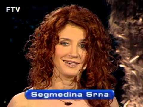 Segmedina Nikolina I Njegica - Voditelji @ Miss BiH 2006
