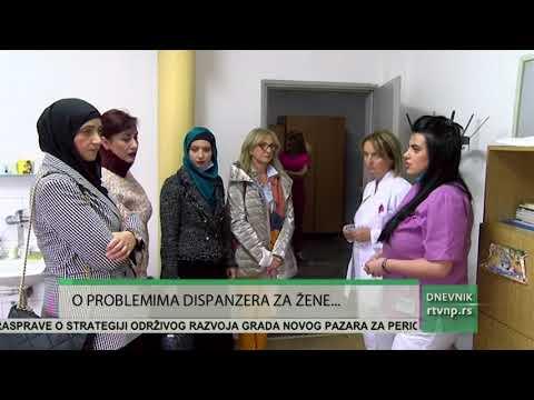 Članice Ženske odborničke grupe u poseti Dispanzeru za žene