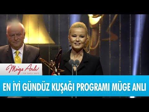 Müge Anlı, en iyi gündüz kuşağı programı dalında Altın Kelebek ödülünü aldı - Müge Anlı İle Tatlı S