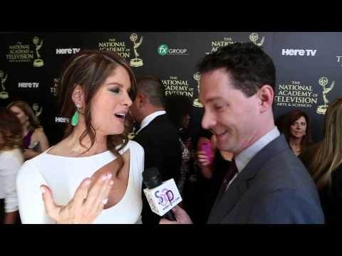 2014 Daytime Emmys: Michelle Stafford