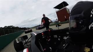 What It's Like to Drive a Formula Race Car