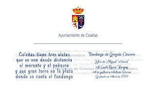 calañas tiene tres vistas FANDANGO CALAÑAS ESTILO GONZALO CLAVERO