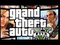 ICH KÖNNTE AUSRASTEN WIE GEIL DAS GAME AUSSIEHT! - Grand Theft Auto V Ep.1