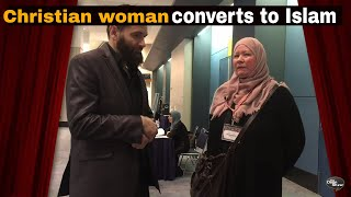 A Christian woman who almost became a Nun accepts Islam