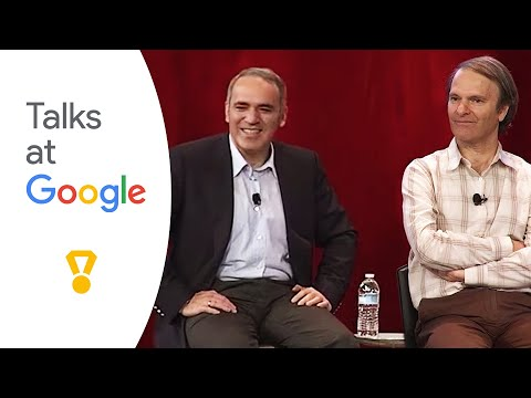 Authors@Google: Garry Kasparov