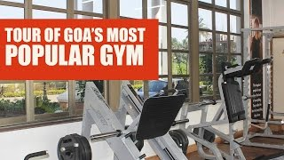 download lagu Tour Of Goa's Most Popular Gym gratis