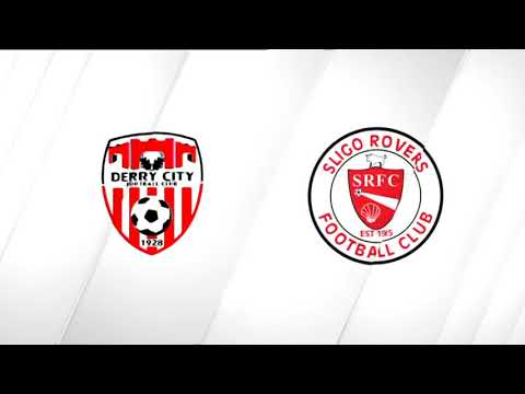 HIGHLIGHTS: Derry City 0-2 Sligo Rovers
