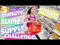 Download 5 SLIME SUPPLIES IN 5 MINUTES CHALLENGE AT MICHAELS! in Mp3, Mp4 and 3GP