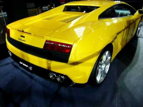 Lamborghini Reventon發表會:Gallardo LP560-4