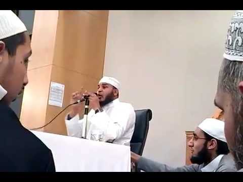 Hafiz Abu Bakr 2013 video