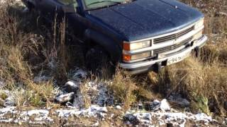 Chevrolet Suburban GMT400 offroad truck 4x4 chevy mud