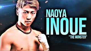 The Destructive Power Of Naoya Inoue