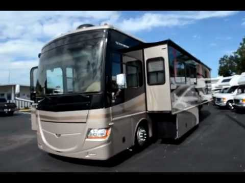 2008 Fleetwood Discovery 39R at America Choice RV 1-800-RVSALES