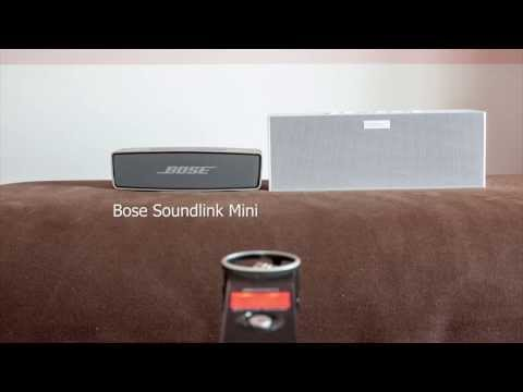 Bose Soundlink Mini vs. Big Jambox