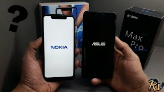 Asus Zenfone Max Pro M2 vs Nokia 5.1 Plus - Which Should You Buy ?
