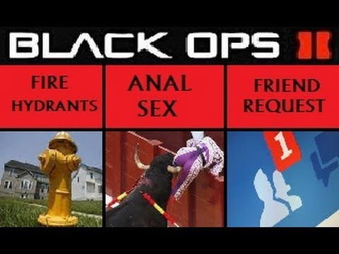 Fire Hydrants, Anal Sex, And Friend Request - Black Ops 2 video