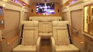 Grazia | 2015 Mercedes Sprinter Conversion by Lexani Motorcars