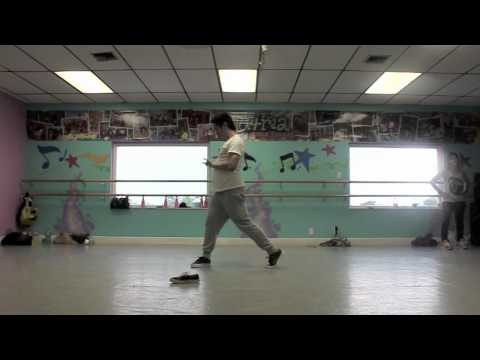 Brian Puspos Choreography - Making Love by Eric Benet