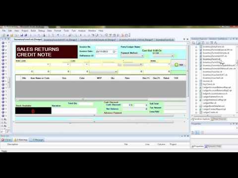 billing software vb.net source code