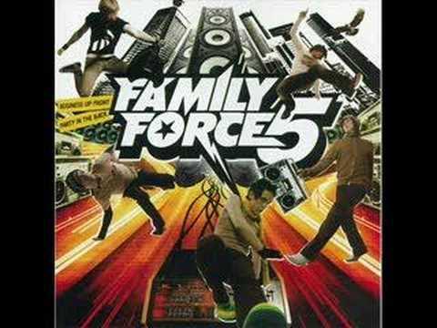 X-girlfriend lyrics family force 5