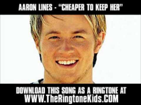 Aaron Lines - This Ain