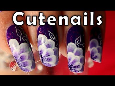 Channel Nail Art Design