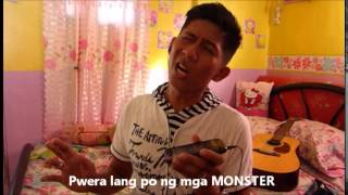 BOY TIW TIW Thinking Out Loud TAGALOG Version