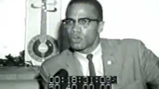 Malcolm X - White Liberals
