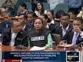 Kampo ni Janet Napoles, humiling ng medical exam at hospital arrest kung kakailanganin