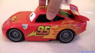 Klip Kitz Mack Truck Hauler CARS 2 Lightning McQueen Buildable Toys Disney Pixar Disneycollector