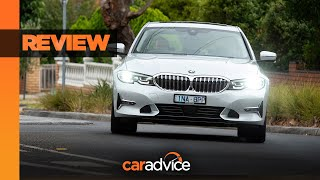 REVIEW: 2019 BMW G20 320d Luxury Line