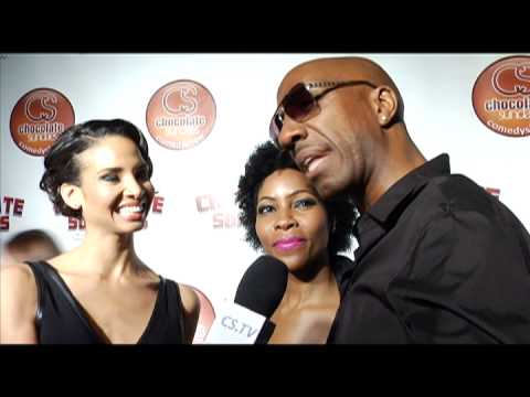 Part 3 - Video Recap of Chocolate Sundaes Comedy Show TV Premiere Party (02/05/13)