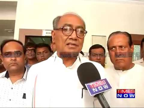 Batla House was a FAKE ENCOUNTER Says Congress Leader Digvijaya Singh