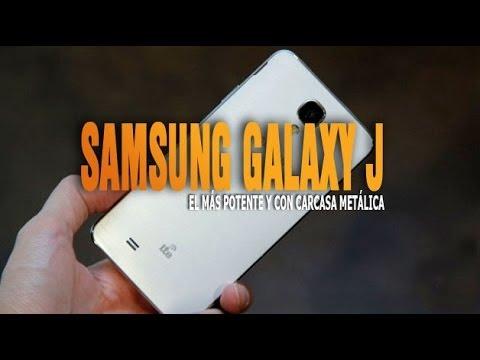 Samsung Galaxy J. precio y características del móvil más potente