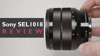 Why I Cannot Recommend It | Sony SEL1018 Review