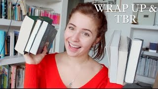 October Wrap Up & November TBR!