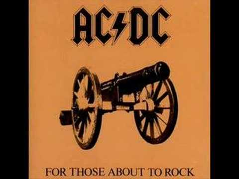 AC/DC - Put The Fingers In You