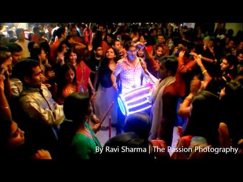 Dandiya Dance Raas Gujrati Garba Singapore Full [hd] | The Passiontve video