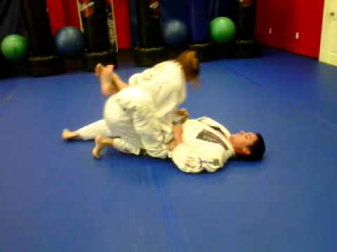Gracie JiuJitsu Flow Drills Image 1