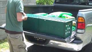 "How to build a 20"" or 40"" Planter Box."