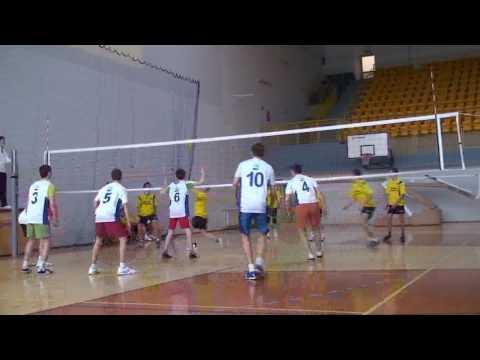 Powiatowy Turniej Siatkówki Chłopców Z Gimnazjum Łomianki Marzec 2009