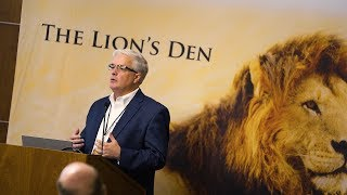 The LION'S DEN AT SAMFORD UNIVERISTY