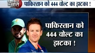 England Scored 444 Runs against Pakistan - Highest ODI Score : Eng vs Pak 4th ODI
