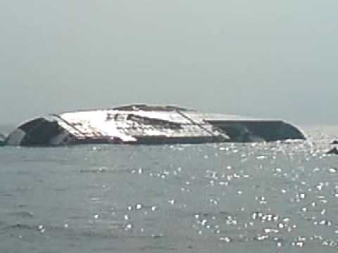superferry 9 sinking at zamboanga peninsula