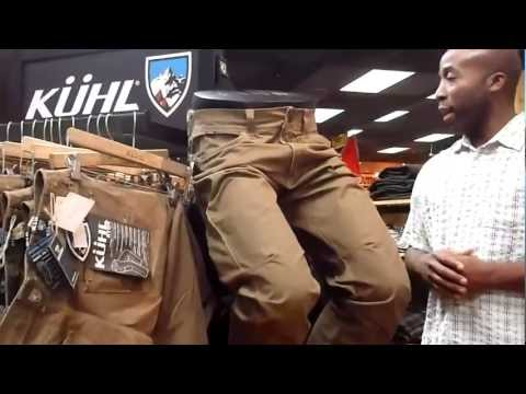 guide kuhl pants