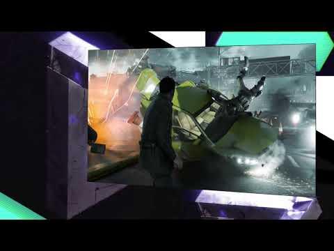 ¡Quantum Break muestra más  imágenes en movimiento!