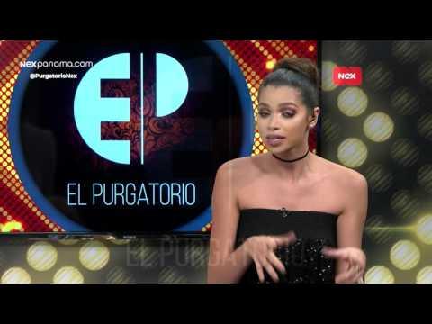 #Purgatorionex: Pucha García se lesionó el hombro