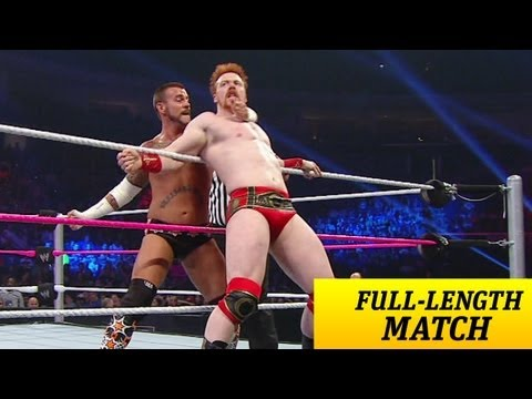 Full-length Match - Wwe Main Event - Sheamus Vs. Cm Punk - Champion Vs. Champion Match video