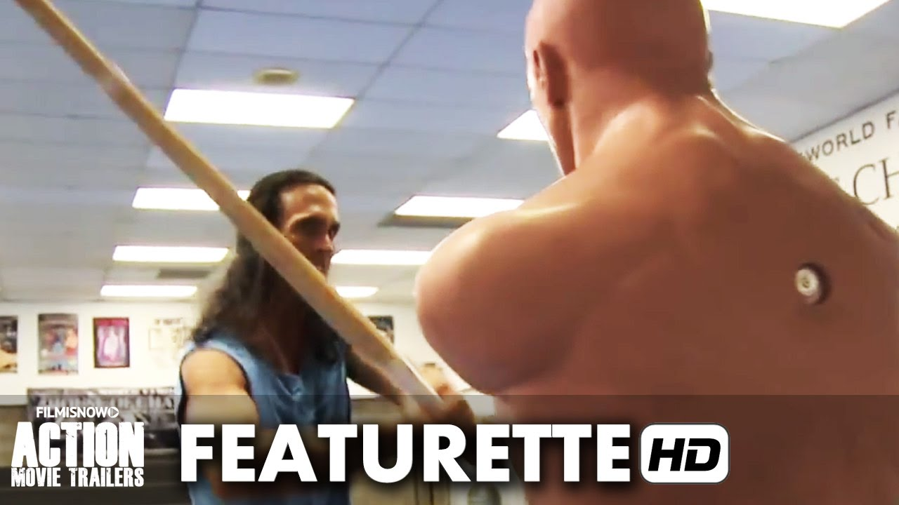 SAMURAI COP 2: DEADLY VENGEANCE Featurette - Fight Training [HD]