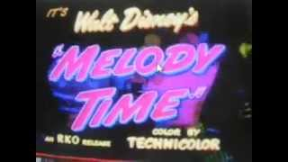 Melody Time (1948) - Official Trailer